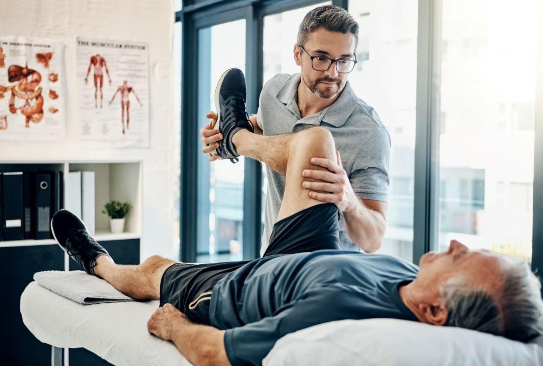 Fysiotherapie M line