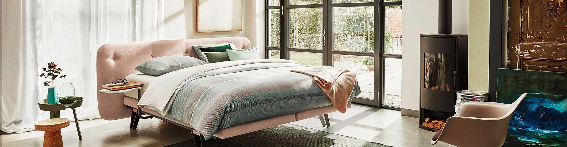 bekijk onze collectie accessoires voor uw slaapkamer m line