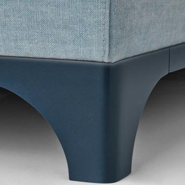 Poot frame blauw
